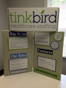 Check out our awesome display board today and tomorrow at the North Carolina Primary Care Conference!